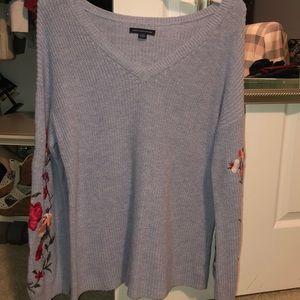 American Eagle V-Neck Sweater